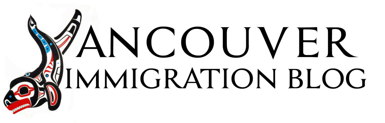 Welcome to Vancouver's Immigration Blog