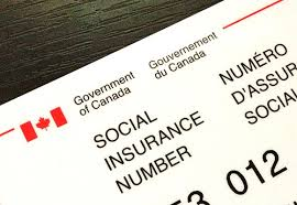 Providing Your Social Insurance Number For Citizenship Welcome