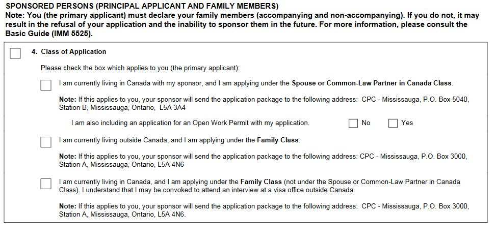 Canada's New Spousal Sponsorship Forms/Process - The Good, The Bad ...